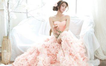 Bí Quyết Chọn Váy Cưới Xinh Rạng Rỡ Cho Cô Dâu Gầy